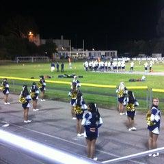 Photo taken at Santa Barbara High School by Errin C. on 11/2/2012