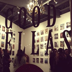 Photo taken at Goodfellas Gallery by GirlAboutToronto on 5/4/2014