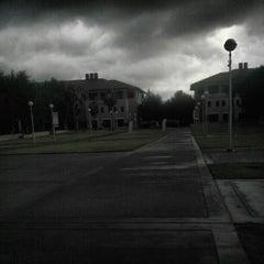 Photo taken at TAMIU Killam Library by Alberto C. on 9/14/2012