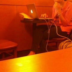 Photo taken at Starbucks by Justin S. on 9/14/2012
