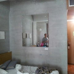 Photo taken at Bangkok Boutique Hotel by M1ster on 9/15/2012