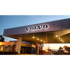 Photo taken at Volvo do Brasil by Matuca N. on 4/28/2013