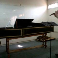 Photo taken at Teatro Astral by Matias E. on 10/25/2012