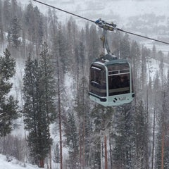 Photo taken at Vail Mountain by Scott on 1/1/2013