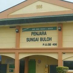 Photo taken at Penjara Sungai Buloh by red h. on 4/3/2014