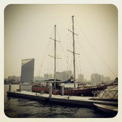 Photo taken at Dubai Creek by bonyarinko on 6/18/2013
