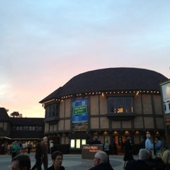 Photo taken at The Old Globe Theatre by David D. on 5/4/2013
