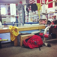 Photo taken at Pacific Martial Arts by Sara F. on 3/15/2013