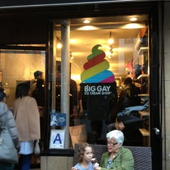 Photo taken at Big Gay Ice Cream Shop by Olivier P. on 11/11/2012