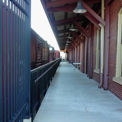 Photo taken at Altoona Railroaders Memorial Museum by Alison G. on 6/19/2013