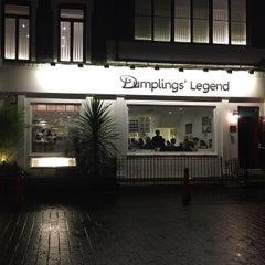 Photo taken at Dumplings' Legend by James on 11/9/2014
