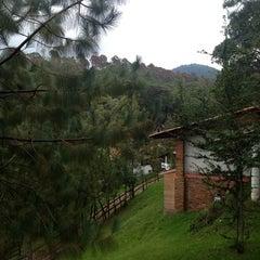 Photo taken at Mazamitla by Edu H. on 6/8/2014
