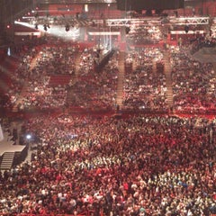 Photo taken at AccorHotels Arena by Angie D. on 1/23/2013