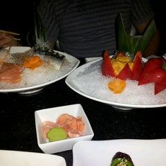 Photo taken at Sushi Axiom by John H. on 3/31/2013