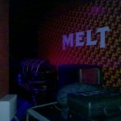 Photo taken at Melt by Heitor P. on 9/26/2012