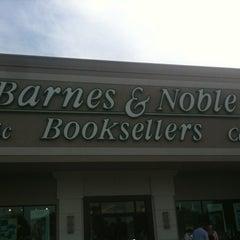 Photo taken at Barnes & Noble by David Shestokas on 3/9/2013