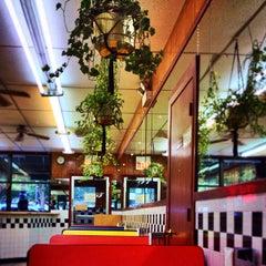Photo taken at Allende Restaurante by Adam T. on 8/23/2014