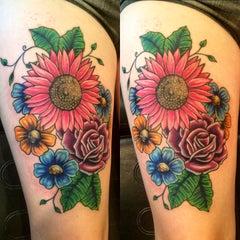 Photo taken at Kane Pa by Bob Price Tattoo Artist T. on 6/16/2015