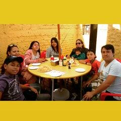 "Photo taken at Restaurant ""La Playa"", El Quisco by Alejandro on 2/24/2015"