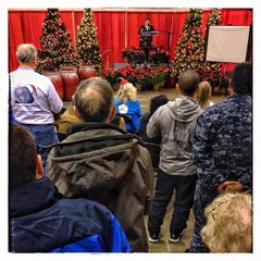 Photo taken at Salvation Army Christmas Depot by Christopher on 12/19/2013