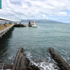 Photo taken at Sibulan Pier (Ferry Terminal) by Richard B. on 2/3/2013