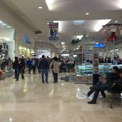 Photo taken at Plaza Sendero Escobedo by Barbara J. on 12/21/2012