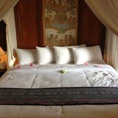 Photo taken at Puri Mas Boutique Resorts & Spa by Ralf on 12/31/2012