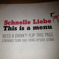 Photo taken at Schnelle Liebe by Simon B. on 3/9/2013