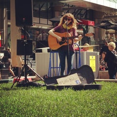 Photo taken at Post Office Square by Amber Leigh on 5/3/2013