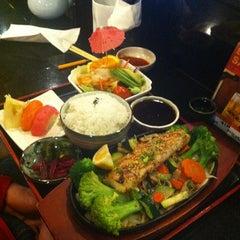 Photo taken at Sushiya by Alena on 12/28/2012