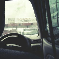 Photo taken at Gerbang Tol Parangloe by Ikka on 2/16/2013