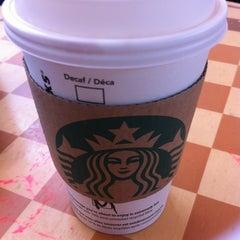 Photo taken at Starbucks by Nara C. on 4/6/2013