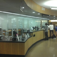 Photo taken at Library West by Tim C. on 11/15/2012