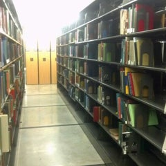 Photo taken at Library West by Tim C. on 10/31/2012