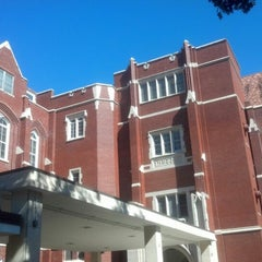 Photo taken at Smathers Library (East) by Tim C. on 10/31/2012