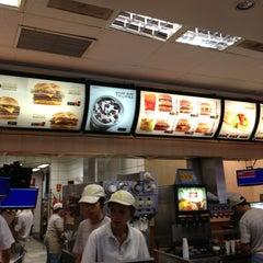 Photo taken at McDonald's by Gabriel N. on 1/2/2013