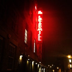 Photo taken at The Leadmill by Nigel G. on 2/19/2013
