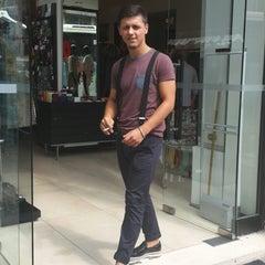 Photo taken at Gizia by Aşkın on 9/5/2014
