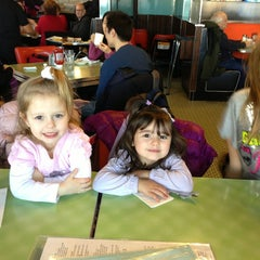 Photo taken at Pop City Diner by Michelle on 12/30/2012