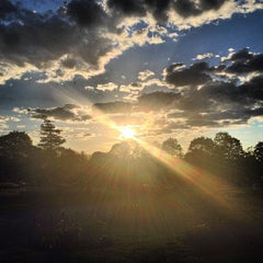 Photo taken at Washington Park by Steve K. on 5/4/2013