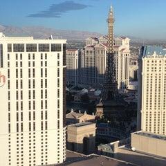 Photo taken at Elara, Hilton Grand Vacations-Center Strip by Jay D. on 11/8/2012