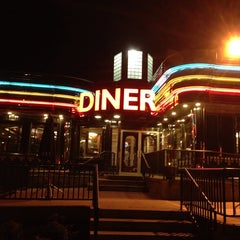 Photo taken at Palace Diner by Holger L. on 10/19/2013