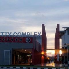 Photo taken at Marina Island Jetty Complex by Suellya A. on 10/7/2012