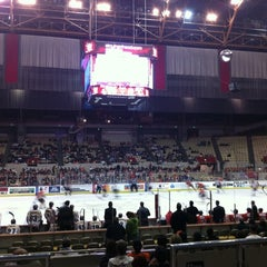 Photo taken at Cow Palace by Ken I. on 10/14/2012