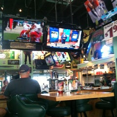 Photo taken at Quaker Steak & Lube® by Brian M. on 9/30/2012