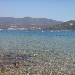 Photo taken at Torba Plajı by Z.Gamze G. on 6/28/2013