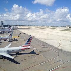 Photo taken at Miami International Airport (MIA) by Сергей on 10/21/2013