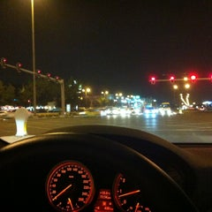 Photo taken at Ramada Intersection | تقاطع رامادا by AbdullA A. on 1/12/2013