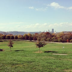 Photo taken at Schenley Park by Magus on 10/26/2012