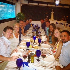 Photo taken at Azzurro Ristorante Italiano by Kevin E. on 7/27/2014